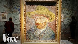Van Gogh's travels informed the works we revere today.Subscribe to our channel! http://goo.gl/0bsAjOFamous for chopping off a piece of his ear in a fit and delivering it to a woman in a brothel, Vincent van Gogh is remembered for his ailing mental health and the many paintings—over 900— he created during his lifetime. Van Gogh was born on March 30, 1853, in the village of Zundert in the Netherlands. During his lifetime, Van Gogh's work had little value to no value in the art world; but a century later, the first version of Van Gogh's Portrait of Dr. Gatchet sold for $82.5 million in 1990 (around $159 million today). Van Gogh heavily financially-dependent on his younger brother Theo van Gogh. Though the relationship was strained at times, both brothers corresponded with each through hundreds of letters over the years.Well-known paintings such as The  Starry Night, Cafe at Night, andWheat Field with Crows were created within a two-year period before his death in July 1890. It was the same wheat field Van Gogh painted in June, that'd he go to shoot himself in the chest.Though Vincent van Gogh lived a short and destitute life, he created some of the most revered paintings today. Vox.com is a news website that helps you cut through the noise and understand what's really driving the events in the headlines. Check out http://www.vox.com to get up to speed on everything from Kurdistan to the Kim Kardashian app. Check out our full video catalog: http://goo.gl/IZONyEFollow Vox on Twitter: http://goo.gl/XFrZ5HOr on Facebook: http://goo.gl/U2g06o