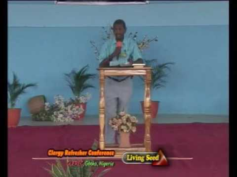 04,THE ESSENCE OF THE CROSS PART 1 BY GBILE AKANNI