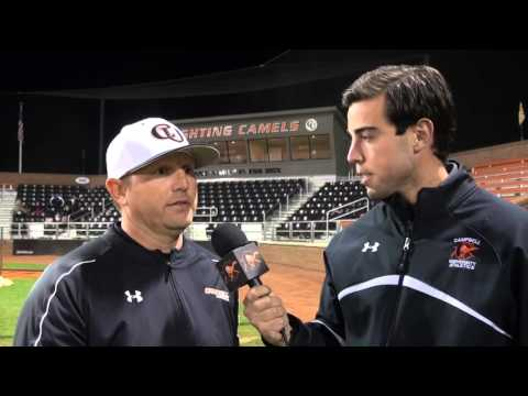 Campbell BSB vs. Canisius - Game One Reaction