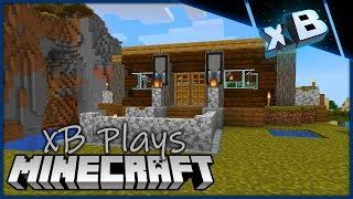 The Starter Shack! :: xB Plays Minecraft :: E04