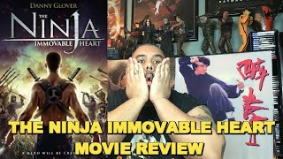 MOVIE DOJO EPISODE 22 (THE NINJA IMMOVABLE HEART MOVIE REVIEW)