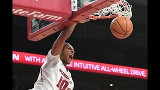 Daniel Gafford Arkansas Highlights