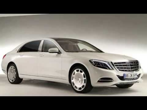 Mercedes-Maybach S600 revealed