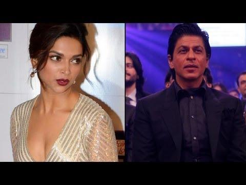 Why Deepika Padukone Is Not Talking To Shah Rukh K