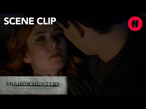 Shadowhunters | Season 2, Episode 9: Madzie Heals Clary | Freeform