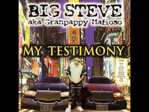Big Steve - Paper Made (2000)