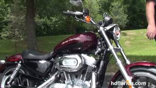 10. New 2014 Harley Davidson Sportster Superlow Motorcycles for sale