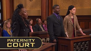 Video Spied On While Giving Birth (Full Episode) | Paternity Court MP3, 3GP, MP4, WEBM, AVI, FLV Oktober 2018