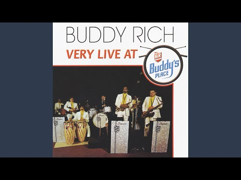 Buddy Rich – Very Live At Buddy's Place (Full Album)