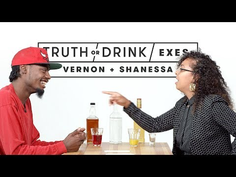 Truth or Drink: Exes (Vernon & Shanessa)