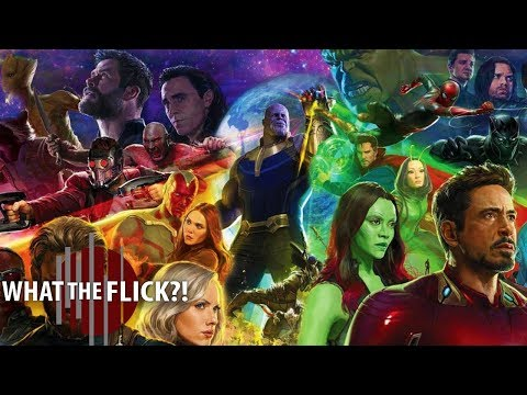 Avengers: Infinity War - Official Movie Review