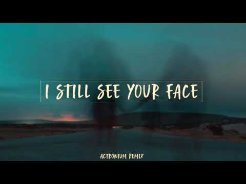 San Holo - I Still See Your Face (Actronium Remix)