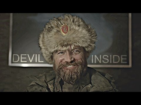 (Fortitude) Dan Anderssen    Devil Inside