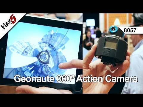 CES 2014: Best of Innovations GEONAUTE 360