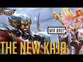Download Lagu THE NEW KAJA! Reworked! Reaction: He is amazing! | Mobile Legends Mp3 Free