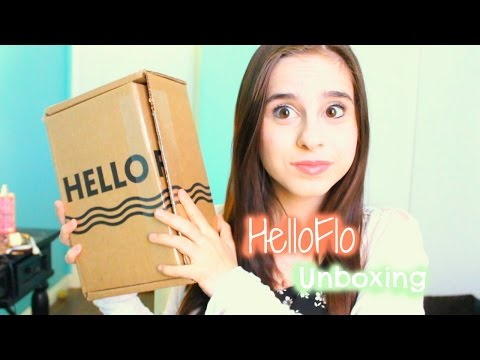 HelloFlo Unboxing/Review