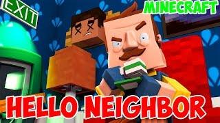 Мы обидели соседа alpha 3 hello neighbor