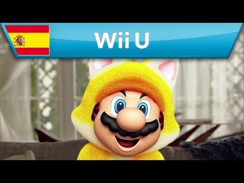 Super Mario 3D World – Tráiler de lanzamiento