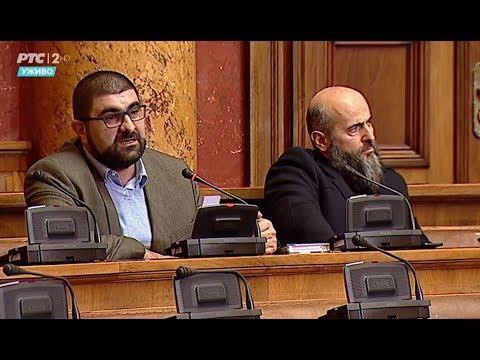 Rasprava u Skupštini Srbije – Poslanici SPP-a tražili da država više ulaže u razvoj kulture i zaštitu kulturnih dobara u Sandžaku