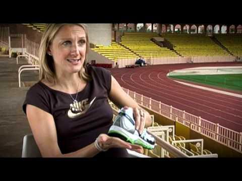 Nike Paula Radcliffe Olympic Athlete