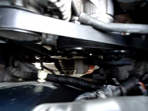 HOW TO INSTALL SERP.ON 06 PONTIAC GRAND PRIX 3.8 LITER