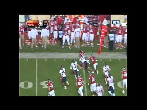 Stephen Houston Game Highlights vs Illinois 2013 video.