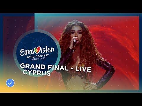 Eleni Foureira - Fuego - Cyprus - LIVE - Grand Final - Eurovision 2018 (видео)