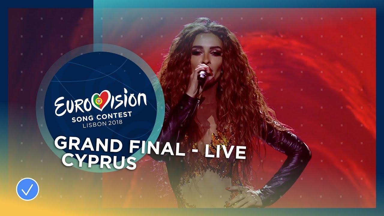 Eleni Foureira - Fuego (Cyprus 2018)