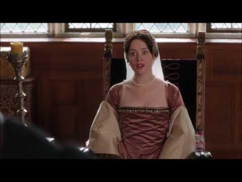 """Anne Boleyn meets Thomas Cromwell - """"Wolf Hall"""" - Claire Foy"""