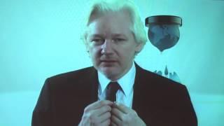 Conferencia Magistral Julian Assange