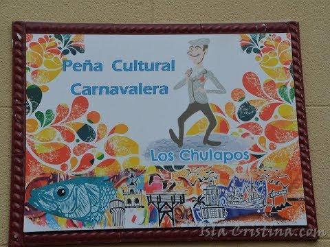 Entrevistas Peña Carnavalera 'Los Chulapos' de Isla Cristina