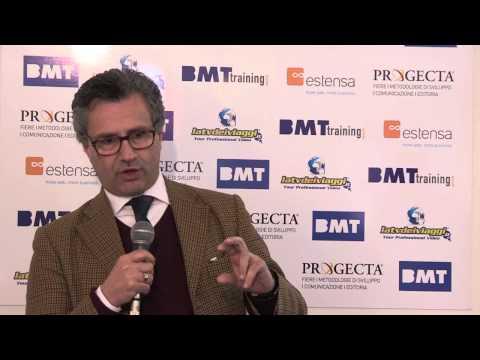 BMT Napoli Training 2015 - Testimonianza di Alessandro Pagano