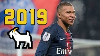 That's Why Kylian Mbappe Is The Future GOAT ● Skills & Goals 2019