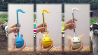 [Otamatone] Kemono Friends (けものフレンズ) OP -