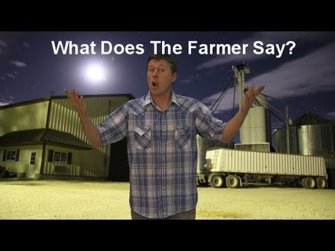 What Does the Farmer Say – Funny Video