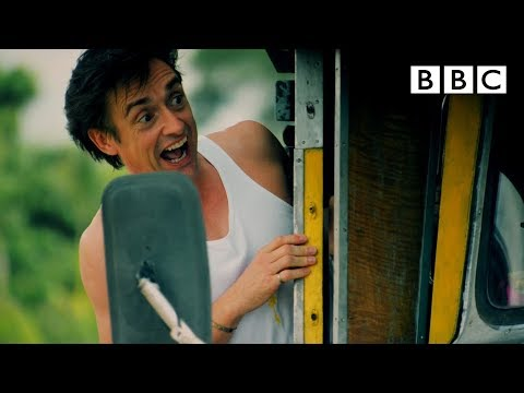 Burma's long distance lorries | Top Gear - Burma Special - BBC Two