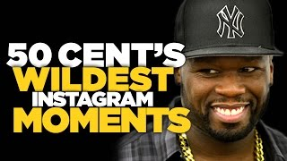50 Cent's Wildest Instagram Moments