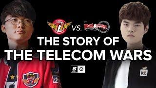 Video The Story of SK Telecom vs. KT Rolster: The Telecom Wars MP3, 3GP, MP4, WEBM, AVI, FLV Juli 2018