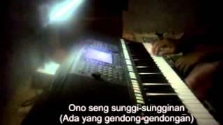 Pokoke Joget YKS Karaoke Yamaha PSR S750