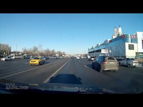 Смертельная авария в Москве на Кутузовском проспекте