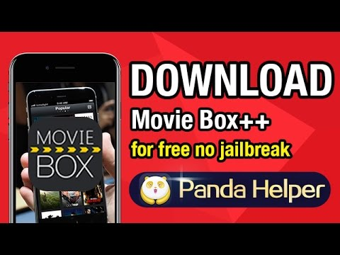 How to download Movie Box++ on iOS 10 without jailbreak
