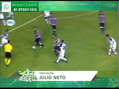 [JOGO ABERTO PE] Copa Nordeste: Santa Cruz empata com Botafogo-PB fora de casa