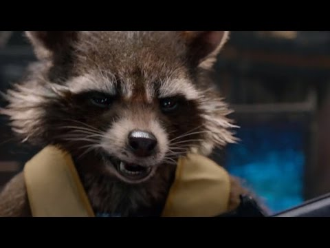 Awesome - Chris Pratt, James Gunn and the Guardians of the Galaxy team reveal why Rocket Raccoon is so beloved.