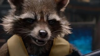 Guardians of the Galaxy: Why Rocket Raccoon is Awesome