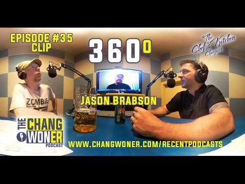 Episode 35 with Guest Jason Brabson, 360 Degree Video Clip