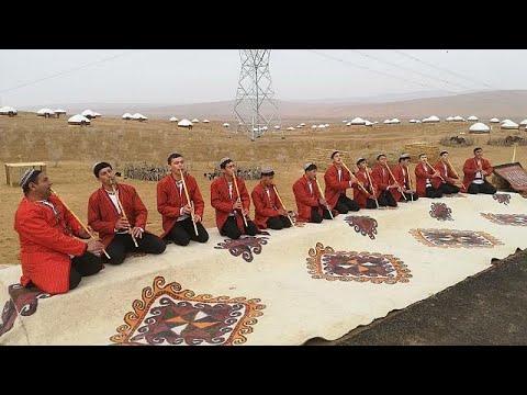 Αποστολή στο Τουρκμενιστάν: Ένα παραδοσιακό χωριό στην έρημο και η Ασκαμπάτ…