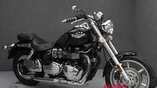 3. 2004  TRIUMPH  SPEEDMASTER - National Powersports Distributors