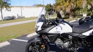 8. 2013 Suzuki V-Strom 650 ABS Adventure - U102460