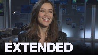 Video Megan Boone Talks Season 6 Of 'The Blacklist' And Former Co-Star Ryan Eggold | EXTENDED MP3, 3GP, MP4, WEBM, AVI, FLV September 2019