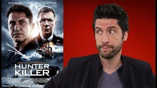 Hunter Killer - Movie Review